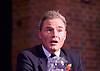 UKIP <br /> Leadership hustings <br /> at the Emanuel Centre, London, Great Britain <br /> 1st November 2016 <br /> <br /> the first leadership hustings before the election on 28th November 2016 <br /> <br /> <br /> <br /> Peter Whittle <br /> <br /> <br /> <br /> Photograph by Elliott Franks <br /> Image licensed to Elliott Franks Photography Services