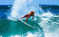 Brendan 'Margo' Margieson (AUS) surfing D-Bah beach circa 1994 Photo: joliphotos.com