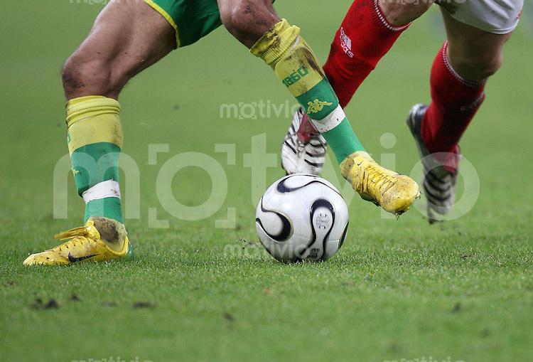 Fussball  2. Bundesliga  Saison 2006/2007 ALLGEMEIN