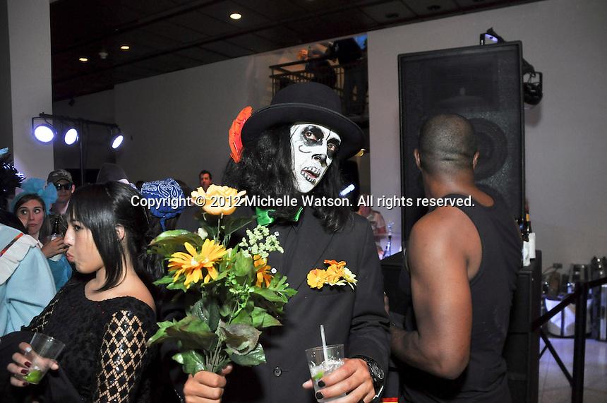 HMNS LaB 5555 Halloween Mixer: Spirits & Skeletons