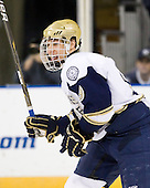 Anders Lee (Notre Dame - 9) - The University of Notre Dame Fighting Irish defeated the University of New Hampshire Wildcats 2-1 in the NCAA Northeast Regional Final on Sunday, March 27, 2011, at Verizon Wireless Arena in Manchester, New Hampshire.