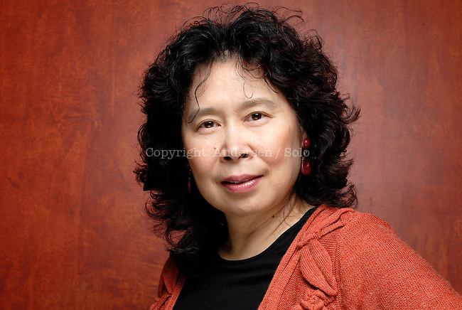 Ling ZHANG, Chinese writer.