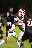 Stanford Soccer M vs Omaha, September 18, 2016