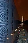 Vietnam Veterans Memorial, Maya Lin 1982, National Mall, Washington DC