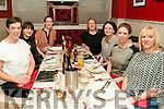 Friends Christmas Party: Best friends enjoying their Christmas get together at Eabha Joan's Restaurant, Listowel on Saturday night last. L-R: Catriona Diggins-Buckley, Izzy Kennelly, Maeve Quelly-Doyle, Sinead Galvin, Claire Martyn, Deidre McAuliffe-Healy & Paula Henry-Keane