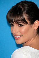 LOS ANGELES - MAY 1:  Lea Michele arrives at the Glee TV Academy Screening and Panel at TV Academy Theater on May 1, 2012 in North Hollywood, CA
