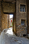Village of Bargemon, Provence - France