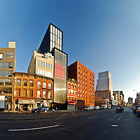 Sperone Westwater Gallery by Foster + Partners, Bowery, Manhattan, New York City, New York, USA