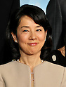 "Sayuri Yoshinaga, Nov 29, 2011 : November : Tokyo, Japan, Japanese actress Sayuri Yoshinaga appears at a press conference for the film ""Kita no Kanaria tachi"" in the Tokyo."