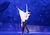An American in Paris <br /> choreography by Christopher Wheeldon <br /> Dominion Theatre, London, Great Britain <br /> Press Photocall <br /> 14th March 2017 <br /> <br /> <br /> <br /> Robert Fairchild as Jerry Mulligan <br /> Leanne Cope as Lise Dassin <br /> <br /> <br /> <br /> Photograph by Elliott Franks <br /> Image licensed to Elliott Franks Photography Services