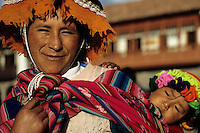 Peru, Machu Picchu, Cuzco, Indian people, Urubamba Valley.
