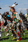 Ethnic Pride heritage celebration Native Americans at Pow Wow, Sussex County Native American Heritage Celebration of singing and dancing