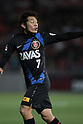 Tsukasa Umesaki (Reds),.APRIL 21, 2012 - Football / Soccer :.2012 J.League Division 1 match between Omiya Ardija 2-0 Urawa Red Diamonds at NACK5 Stadium Omiya in Saitama, Japan. (Photo by Hiroyuki Sato/AFLO)