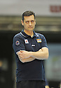 Zoran Terzic Head coach (SRB), November 17 2011 - Volleyball : .FIVB Women's World Cup 2011, 4th Round .match between Serbia 3-0 Argentina .at Tokyo Metropolitan Gymnasium, Tokyo, Japan. .(Photo by Atsushi Tomura/AFLO SPORT) [1035]