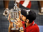 Tennis - US Open Final - Nadal v Djokovic in New York