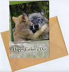 Father's Day Card by Leanin' Tree<br /> With Envelope