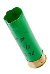 Used Shotgun Cartridge - 2011