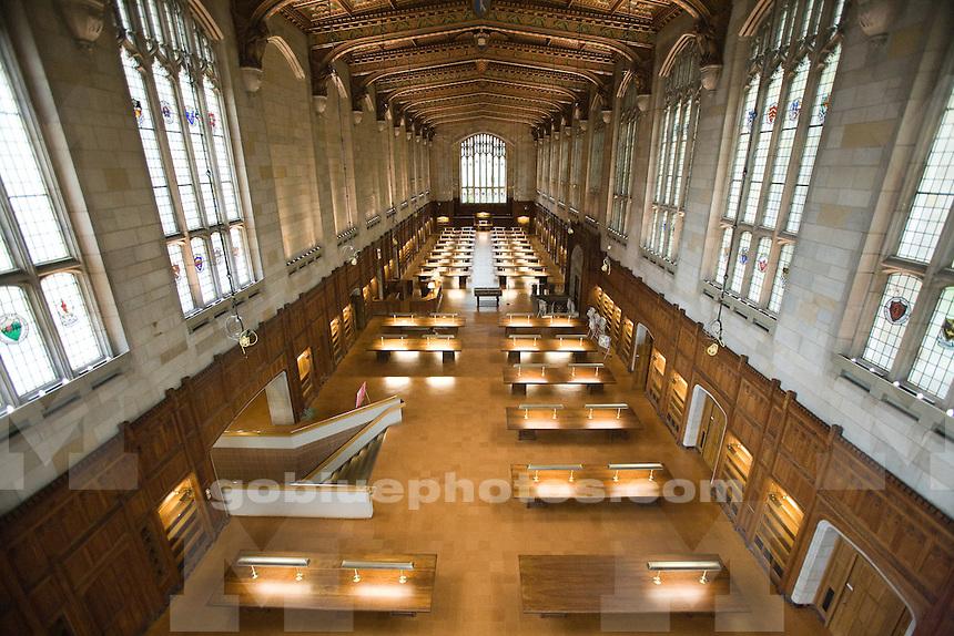 Law School Reading Room. 8/28/08  .