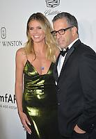 LOS ANGELES, CA. October 27, 2016: Heidi Klum &amp; Kenneth Cole at the 2016 amfAR Inspiration Gala at Milk Studios, Los Angeles.<br /> Picture: Paul Smith/Featureflash/SilverHub 0208 004 5359/ 07711 972644 Editors@silverhubmedia.com