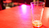Almost Empty Pint Glass - Apr 2014