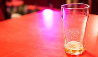Almost Empty Pint Glass - Apr 2014
