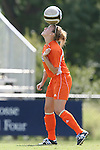 Florida's Kelli Eisenbrown on Sunday September 17th, 2006 at Koskinen Stadium on the campus of the Duke University in Durham, North Carolina. The University of North Carolina Tarheels defeated the University of Florida Gators 1-0 in an NCAA Division I Women's Soccer game.