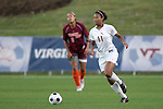 05 November 2008: Florida State's Casey Short. Virginia Tech and Florida State University played to a 0-0 tie after two overtimes at Koka Booth Stadium at WakeMed Soccer Park in Cary, NC in a women's ACC tournament quarterfinal game.  Virginia Tech advanced to the semifinal round in penalty kicks, 4-2.