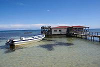 Anastasia's restaurant and Bar on Big Corn Island, Nicaragua