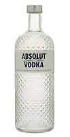 Bottle of Limited Edition Absolut Vodka - Oct 2011