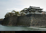 Osaka Castle Inui Yagura Northwest turret Kobori Enshu 1620 Sumi Yagura corner turret Osaka Japan