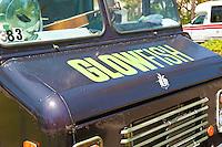 Glowfish, Gourmet Food Truck, Mid Wilshire, Los Angeles CA. Miracle Mile district.