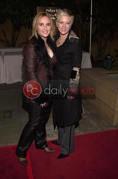 Melissa Etheridge and Tammy Lynn Michaels