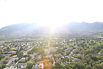 1309-22 2724<br /> <br /> 1309-22 BYU Campus Aerials<br /> <br /> Brigham Young University Campus, Provo, <br /> <br /> Provo Valley, Y Mountain, Sunrise<br /> <br /> September 6, 2013<br /> <br /> Photo by Jaren Wilkey/BYU<br /> <br /> &copy; BYU PHOTO 2013<br /> All Rights Reserved<br /> photo@byu.edu  (801)422-7322