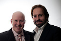 18.10/2010. Matt Lucas & Alfie Boe at the Royal Albert Hall. Musicians and composers from the world of film gather for Concert for Care, Royal Albert Hall, London.