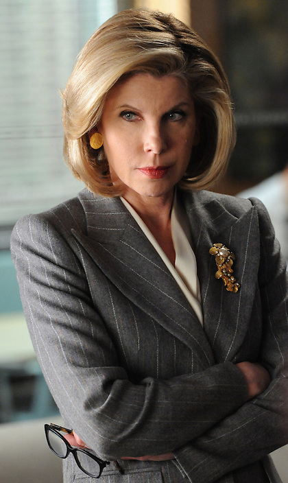 """Pants On Fire""--Diane (Christine Baranski) and Alicia represent a trio of girls who are presented with a strict plea deal in a murder case, on THE GOOD WIFE, Sunday, April 15 (9:00-10:00 PM ET/PT) on the CBS Television Network. Photo: David M. Russell/CBS ??©2012 CBS Broadcasting Inc. All Rights Reserved"