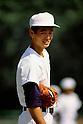 Masumi Kuwata (PL Gakuen), 1985 - Beseball : Practice at PL Stadium in Osaka, Japan. (Photo by Katsuro Okazawa/AFLO)85  PL