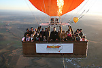 20110813 Saturday July 13 Gold Coast Hot Air ballooning