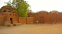 The Kanta Museum is the home of Argungu's treasury and a citadel of history that is still preserved by the community in Kebbi State.