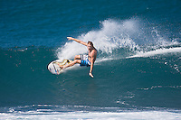 BEDE DURBIDGE  surfing at Rocky Point, North Shore of Oahu, Hawaii. Photo: joliphotos.com