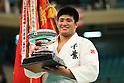 Hirotaka Kato (JPN), April 29, 2012 - Judo: 2012 All Japan Judo Championships, Closing Ceremony at Nihon Budokan, Tokyo, Japan (Photo by Daiju Kitamura/AFLO SPORT) [1045]