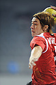 Miyazaki Daisuke (JPN), OCTOBER 29, 2011 - Handball : Asian Men's Qualification for the London 2012 Olympic Games match between Japan 46-15 Kazakhstan in Seoul, Soth Korea.  (Photo by Takahisa Hirano/AFLO)