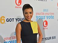"September 5, 2012  (Washington, DC) Actress Eva Longoria, best known for her role on Desperate Housewives, walked the red carpet at a Flo Rida concert sponsored by ""Got Your 6.""   (Photo by Don Baxter/Media Images International)"