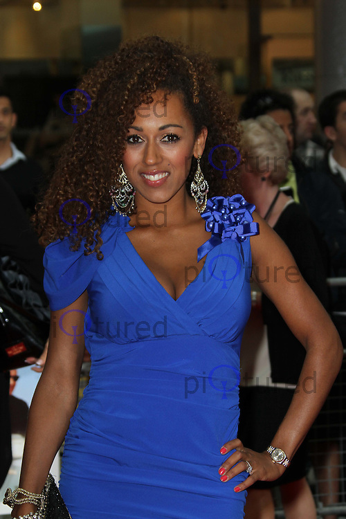 Danielle Brown Larry Crowne World Premiere, Westfield Shopping Centre, West London, UK, 06 June 2011:  Contact: Rich@Piqtured.com +44(0)7941 079620 (Picture by Richard Goldschmidt)