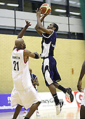 London United vs Chester Jets - British Basketball League at Space Centre, Hackney - 17/02/07 - MANDATORY CREDIT: Gavin Ellis/TGSPHOTO