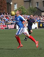 Alloa Athletic v Rangers 160815