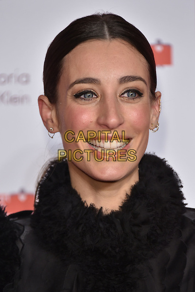 Laura Jackson<br /> arrivals at London's Fabulous Fund Fair 2016 in aid of the Naked Heart Foundation at Old Billingsgate Market on 20th February 2016.<br /> CAP/PL<br /> &copy;Phil Loftus/Capital Pictures