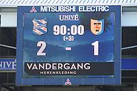 SC Heerenveen - SC Cambuur 290913
