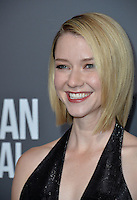 BEVERLY HILLS, CA. October 13, 2016: Valorie Curry at the Los Angeles premiere of &quot;American Pastoral&quot; at The Academy's Samuel Goldwyn Theatre.<br /> Picture: Paul Smith/Featureflash/SilverHub 0208 004 5359/ 07711 972644 Editors@silverhubmedia.com