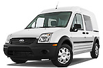 Ford Transit XL Cargovan 2010 Stock Photos