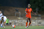 24 September 2015: Syracuse's Maya Pitts. The University of North Carolina Tar Heels hosted the Syracuse University Orange at Fetzer Field in Chapel Hill, NC in a 2015 NCAA Division I Women's Soccer game. UNC won the game 3-1.